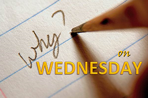 Why on Wednesday? (1/2)